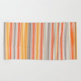 Autumn | Japanese Atmospheres Beach Towel