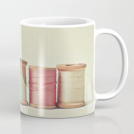 Five in a Row Coffee Mug