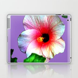 Hybiscus jGibney The MUSEUM Society6 Gifts Laptop & iPad Skin