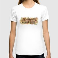 theatre T-shirts featuring Slowacki Theatre, Cracow by jbjart