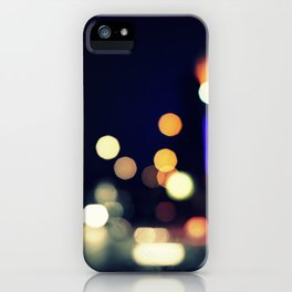 a street full of lighters iPhone Case