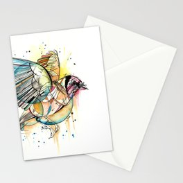 European Goldfinch  Stationery Cards