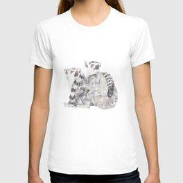 Ring tailed lemurs T-shirt
