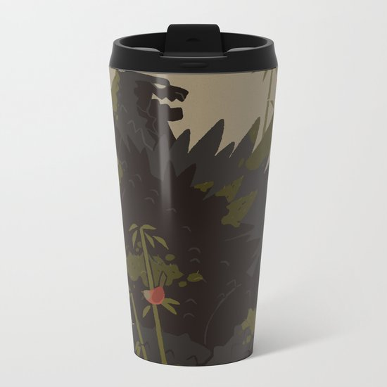 Gojira Metal Travel Mug