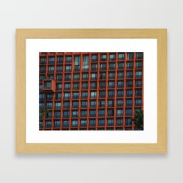 Cubism Framed Art Print
