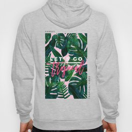 Perceptive Dream || #society6 #tropical #buyart Hoody