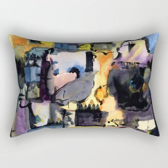 Sea water Rectangular Pillow