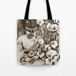 Buddha 3. Tote Bag