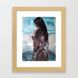 Estate Framed Art Print