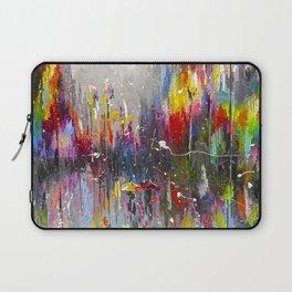 Rainy London Laptop Sleeve