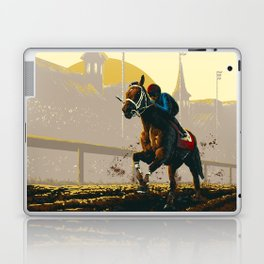 Kentucky Derby Laptop & iPad Skin