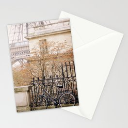 la bicyclette Stationery Cards