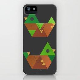 Mallard Ducks iPhone Case