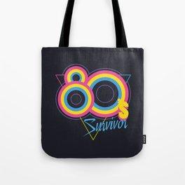 80's Survivor Tote Bag