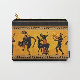 Ancient Greece Painting Carry-All Pouch