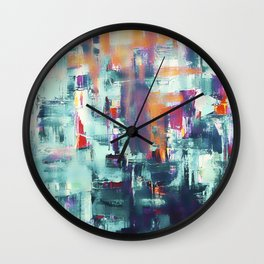 Energy No. 1 Wall Clock