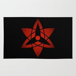Sasuke Eternal Mangekyou Rug