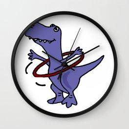 Funny original t rex Wall Clock