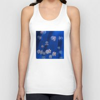 jellyfish Tank Tops featuring jellyfish by shennyche