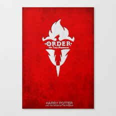 Order of the Phoenix Canvas Print