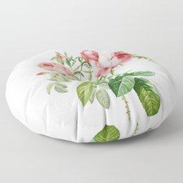 Vintage & Shabby Chic - English Roses Flower Garden Shrub Floor Pillow