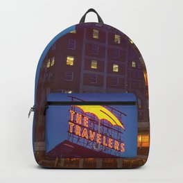 The Travelers Backpack