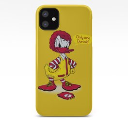 Donald iPhone Case