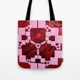 variation on Apollonian Gasket -2- Tote Bag