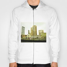 The concrete of the city. Hoody