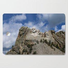 Mount Rushmore National Memorial Cutting Board