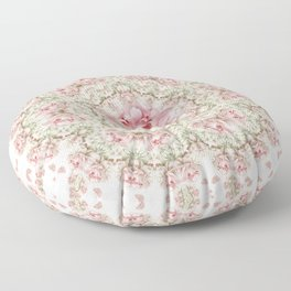 little romance Floor Pillow