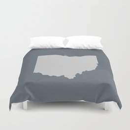 Ohio State Duvet Cover