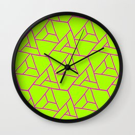 Oh, this is a neon! Wall Clock