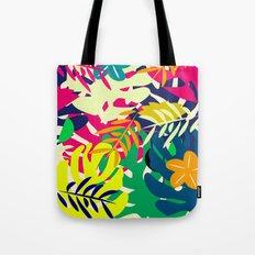 Tropical voyage Tote Bag