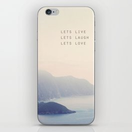 Corfu iPhone Skin