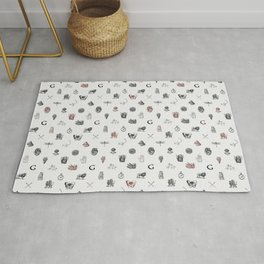 House of the Brave - Pattern I Rug