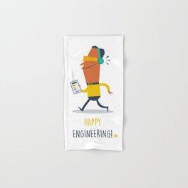 Happy Engineering Hand & Bath Towel