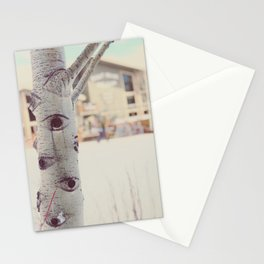 Aspen Tree Jackson Hole Mangy Moose Stationery Cards