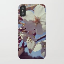 First of Spring. iPhone Case