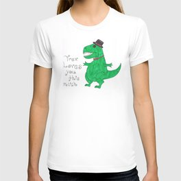 Trex loves you T-shirt