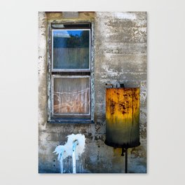 Trespassing Canvas Print