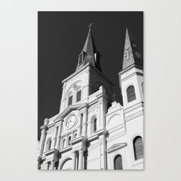 St. Louis Cathedral - New Orleans Canvas Print