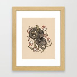 Breaking, Rectifying Framed Art Print