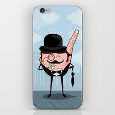 Sir Pinky iPhone Skin