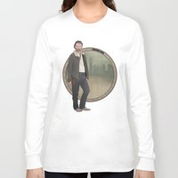 rick grimes Long Sleeve T-shirts featuring Rick Grimes by Pikeymin
