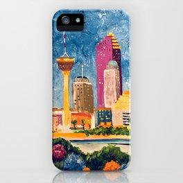 San Antonio Celebration iPhone Case