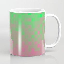 Pixel color Coffee Mug