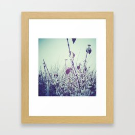 Brrr.. Framed Art Print