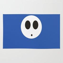 SHY GUY(BLUE) Rug