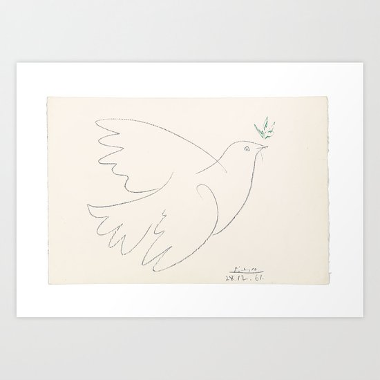 Picasso peace by florencer